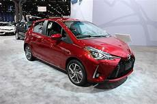 The 2018 Toyota Yaris Debuts In New York And Wheels