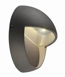 wall mounted anthracite led exterior guide light two styles