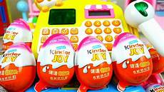 Kinder Eggs Frozen Eggs With Pororo Mart