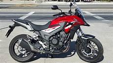 Rodolfinho Da Z Testando Honda Cb 500 X 2018