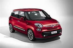 Official Fiat Unveils Larger And More Versatile 500L