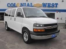 2011 Chevrolet Express 3500 LT Passenger Van For Sale In