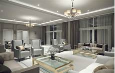 contemporary classic modern classic villa interior design riyadh saudi