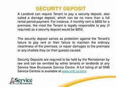 Damage More Than Deposit by Residential Tenancies Act
