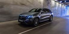 2020 Mercedes Eqc Electric Mercedes Suv