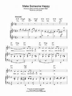 make someone happy sheet music direct