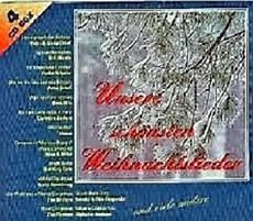 neu 4 cd box weihnachten weihnachtslieder
