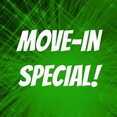 Apartment Rent Specials by Home Cavalier Land