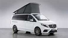 New Mercedes V Class Marco Polo Horizon Cervan