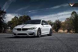 BMW M3 And M4 Receive Vorsteiner Spoiler Decklid
