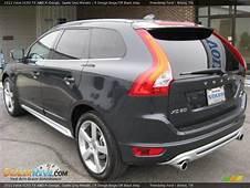 2011 Volvo XC60 T6 AWD R Design Savile Grey Metallic /