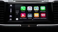apple carplay radio honda introduces apple carplay