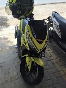 Vario 125 Modif Nmax by Modifikasi Honda Vario 125 Bergaya Ala Pcx Sijidewe S