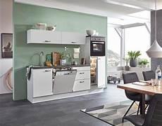 Küchenzeile 240 Cm Breit - optifit 187 cara 171 k 252 chenzeile ohne e ger 228 te breite 240 cm