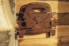 wanduhr auto inkl uhrwerk feuerflair shop