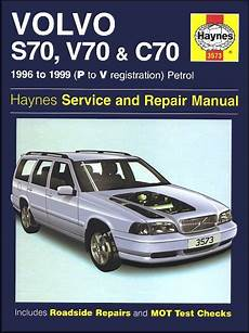 old car owners manuals 1999 volvo s70 spare parts catalogs volvo s70 v70 c70 repair manual 1996 1999 haynes 3573