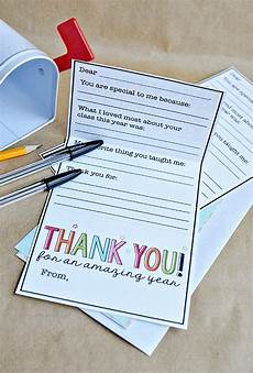 thank you card template for students from printable appreciation gift cards