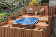 Installing An Outdoor Tub Considerations
