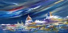 calm in turbulence sherwood abstract art