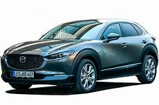 Mazda Cx 30 Suv 2020 Review Carbuyer