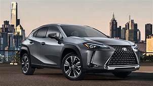 2019 Lexus UX Revealed  CarAdvice
