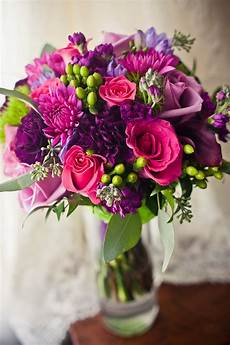 tone bridal bouquet