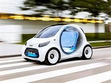 At The Frankfurt Auto Show Mini VW And Smart Prove
