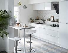 cuisine blanche laquée tout le monde dit oui 224 la cuisine moderne blanc laqu 233