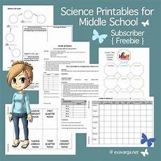 free science worksheets for middle school 13451 free middle school science printables of a homeschool