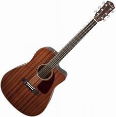 fender cd 140sce acoustic electric guitar fender cd 140sce all mahogany acoustic electric guitar 2015 mahogany reverb