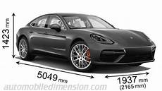 porsche macan dimensions dimensions of porsche cars showing length width and height