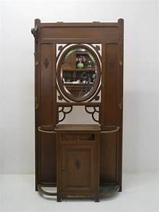 garderobe antik jugendstil garderobe wandgarderobe flurgarderobe antik jugendstil um 1900 b 103 cm 4927 ebay