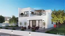 Vaux Maison D Architecte 224 233 Tage Avec Patios Et Terrasse