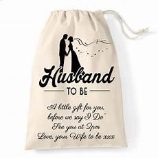 Wedding Gift For Husband On Wedding Day