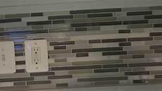 detailed how to diy backsplash tile installation youtube