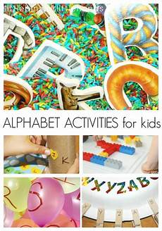 back to school alphabet activities for kids