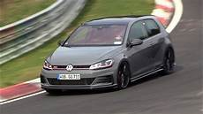 2019 volkswagen golf 7 gti tcr exhaust sounds on the