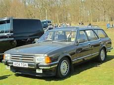 1983 Ford Granada 2 8i Ghia X Estate Sam Osbon Flickr