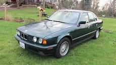 1990 bmw e34 535i for sale no rust