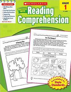 scholastic success with reading comprehension grades 1 by scholastic paperback barnes noble 174