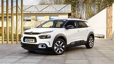 2018 Citroen C4 Cactus Review Comfort