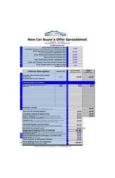 carbuyingtips com free spreadsheet download area