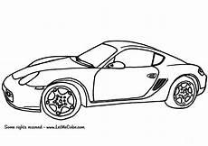 Malvorlagen Auto Porsche Porsche