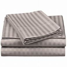 superior 650 thread count egyptian cotton stripe sheet set walmart com