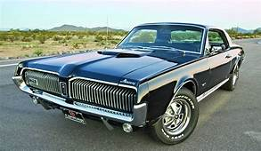 Robs Movie Muscle From Dusk Till Dawns 1968 Mercury