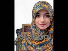 Model Jilbab Segi Empat Ala Citra Kirana Ciput