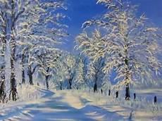 mes paysages de neige olivier lemennicier artiste