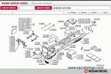 Nissan Diesel Ud Smart Spare Parts Catalog