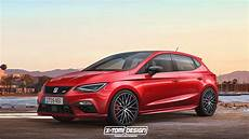 Neuer Seat Ibiza - all new seat ibiza in cupra hatch guise looks about