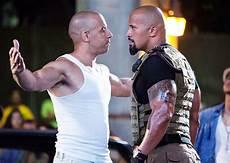 Vin Diesel Amid Feud Praises The Rock In Fast And